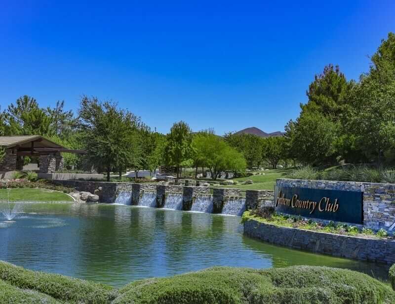 Anthem Country Club Luxury Homes In Henderson Nv