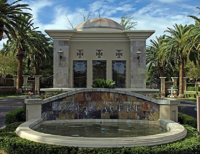 Bellacere Summerlin Las Vegas Homes For Sale