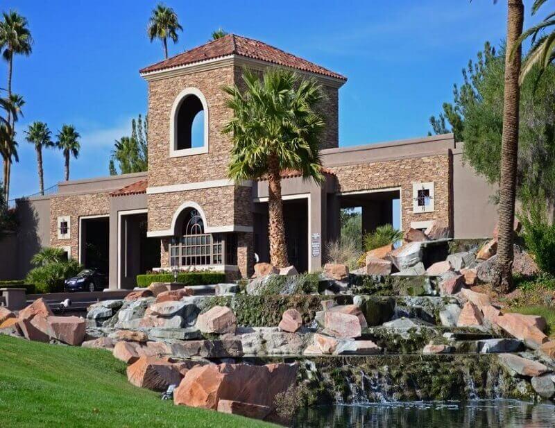 Canyon Gate Las Vegas Homes for Sale