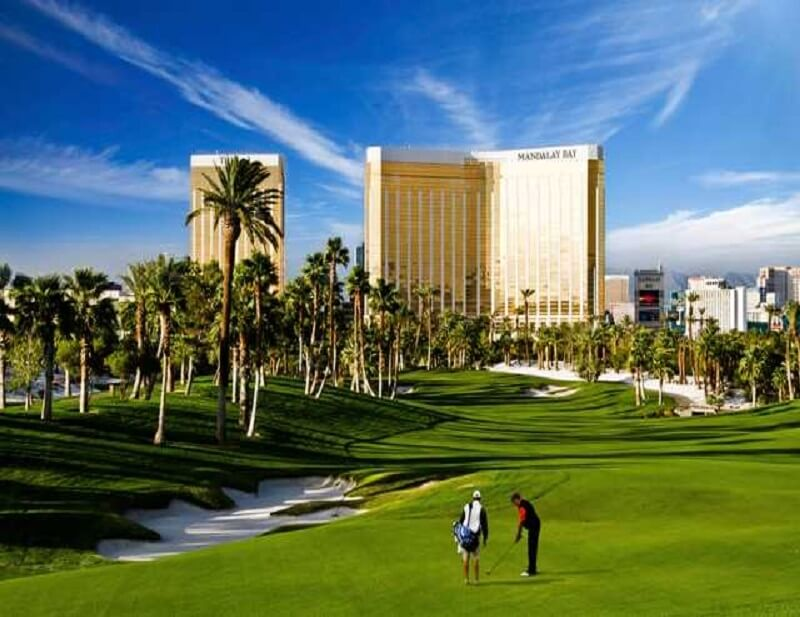 Las Vegas Golf Course Homes