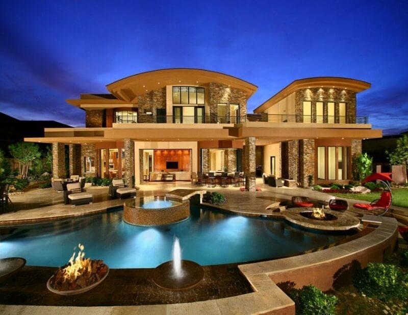 Las Vegas Henderson Over One Million Dollars Homes