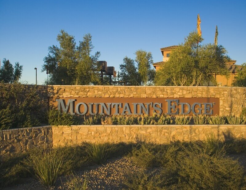 Mountains Edge Las Vegas Homes For Sale