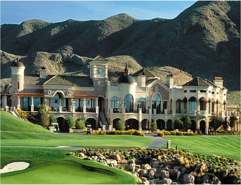 Southern highlands luxury homes for sale in las vegas nv for Southern estate homes