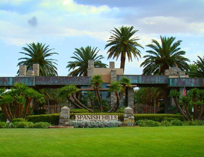 Spanish Hills Las Vegas Homes For Sale