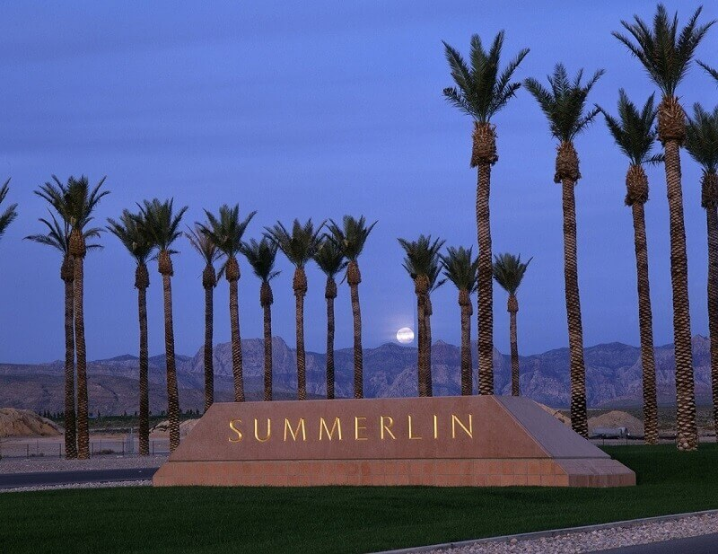 Summerlin Las Vegas Homes For Sale