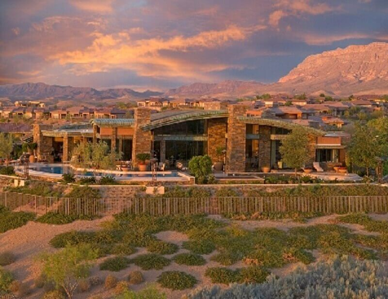 The Ridges Summerlin Las Vegas Real Estate