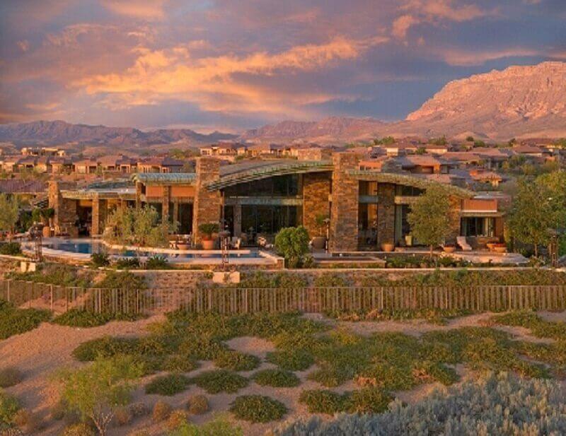 The Ridges Las Vegas Summerlin Homes For Sale