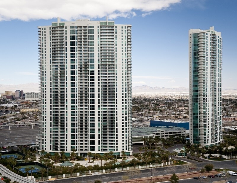 Turnberry Towers Luxury Condos For Sale In Las Vegas